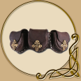LARP Accessories - Leon Triple Beltbag